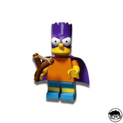 Lego 71009 Minifigures The Simpsons Series 2 Bart Simpson