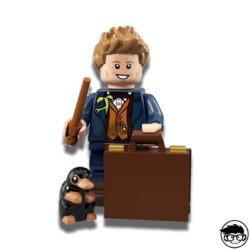 Lego 71022 Minifigures Harry Potter Series 1 - Newt Scamander