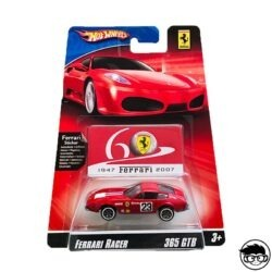 Hot Wheels Ferrari Racer 365 GTB