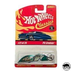 Hot Wheels Pit Cruiser