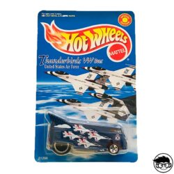 Hot Wheels Thunderbirds VW Bus