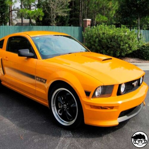 Hot Wheels 2010 Ford Mustang GT real