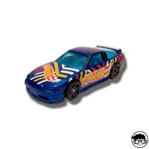 Hot Wheels '96 Nissan 180SX Type X loose