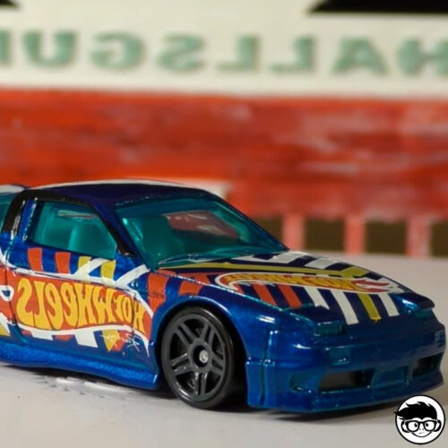 Hot Wheels '96 Nissan 180SX Type X real
