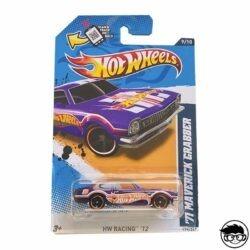 hot-wheels-racing-12-'71 maverick-grabber-purple-long-card