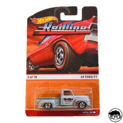 Hot Wheels '49 Ford F1