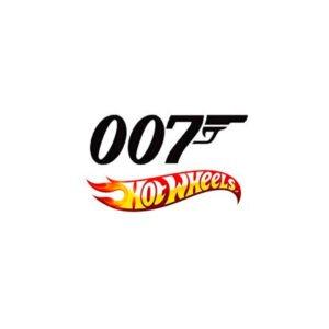 Hot Wheels James Bond Series