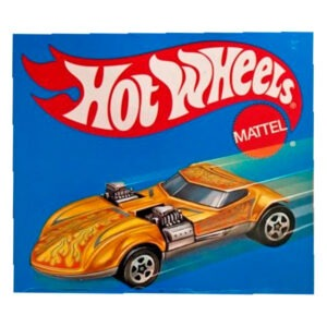 Hot Wheels Retro Classics Style