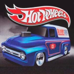 Hot Wheels Slick Rides