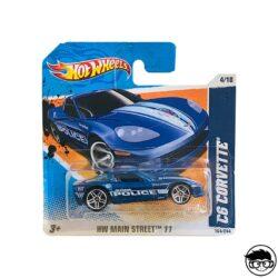 hot-wheels-corvette-c6-police