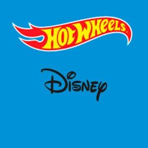 Hot Wheels Pop Culture Disney Classic