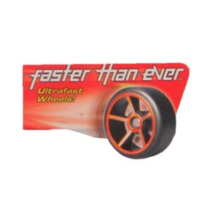 Hot Wheels Faster Than Ever