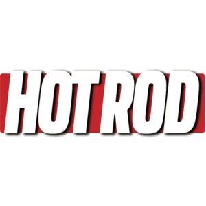 Hot Wheels Hot Rod Magazine