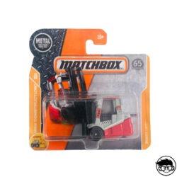 Matchbox Power Lift MBX Construction 53 125 2018 short card
