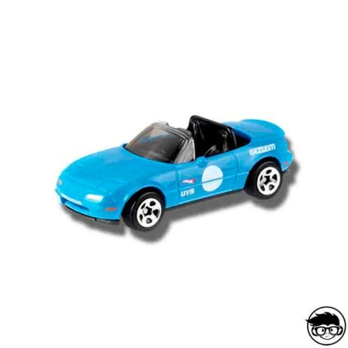 hot-wheels-91-mazda mx-5-miata-short-card-loose