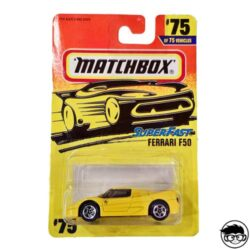 matchbox-ferrari-f50-superfast-long-card