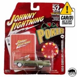 johnny-lightning-poker-1959-cadillac-eldorado-card