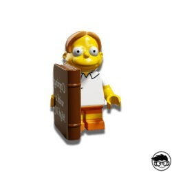 Lego 71009 Minifigures The Simpsons Series 2 Martin prince