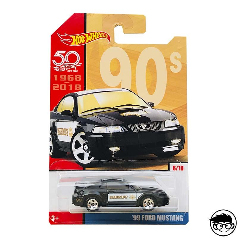 Hot Wheels 99 Ford Mustang