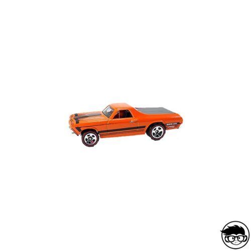 Hot Wheels Chevy ´68 El Camino Muscle Mania 104/244 2011 short card*