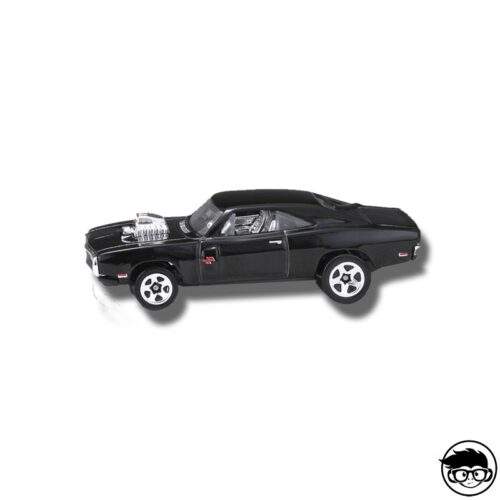 Hot Wheels Fast & Furious '70 Dodge Charger R/T HW City 3/250 long card 2013