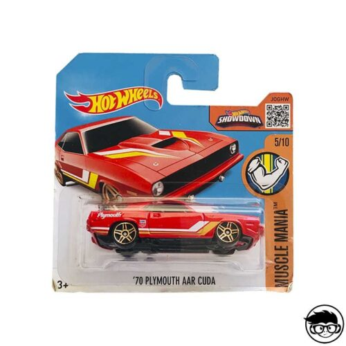 Hot Wheels '70 Playmouth AAR Cuda.