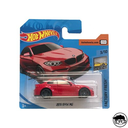 HOT-WHEELS-2016-BMW-M2-FACTORY-FRESH-2018-SHORT-CARD