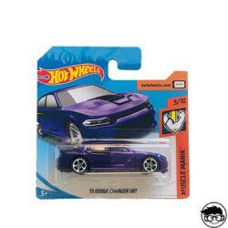 Hot Wheels '15 Dodge Charger SRT