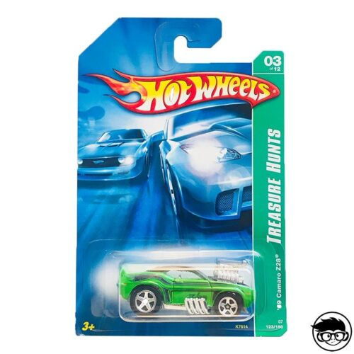 Hot Wheels 69 Camaro Z28