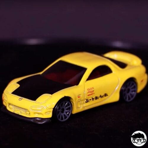 Hot Wheels 95 Mazda RX-7 real