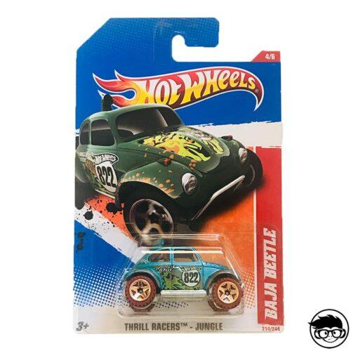 Hot Wheels Baja Beetle