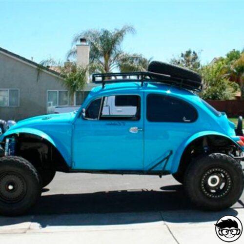 Hot Wheels Baja Beetle real