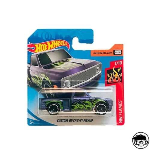 Hot Wheels Custom '69 Chevy Pickup