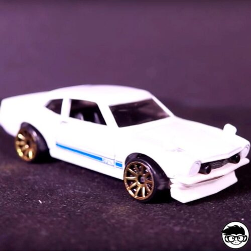 Hot Wheels Custom Ford Maverick real
