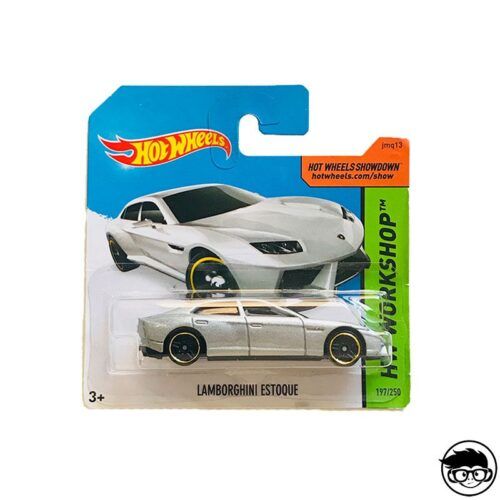 Hot Wheels Lamborghini Estoque 1