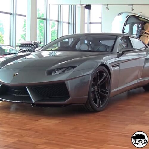 Hot Wheels Lamborghini Estoque real