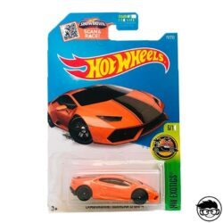 Hot Wheels Lamborghini Huracan LP 610-4