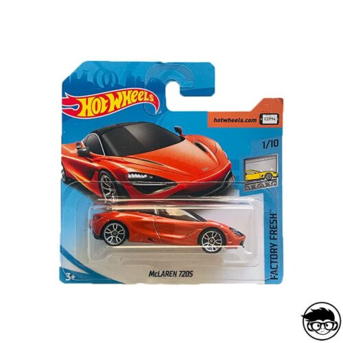 Hot Wheels Mclaren 720S