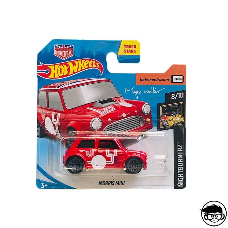 ᐅ Hot Wheels Morris Mini Night Burnerz 311365 2018 Short Card
