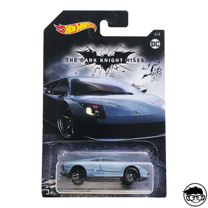 ᐅ Hot Wheels Batman Dc Lamborghini Murcielago Lp 640 The Dark