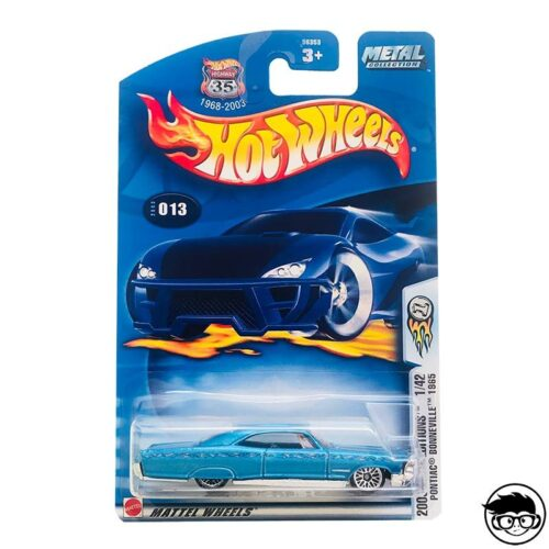 hot-wheels-pontiac-bonneville-1965-2003-first-editions-1-42-long-card