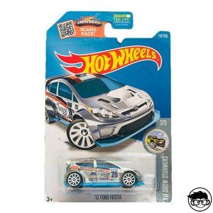 Hot Wheels '12 Ford Fiesta