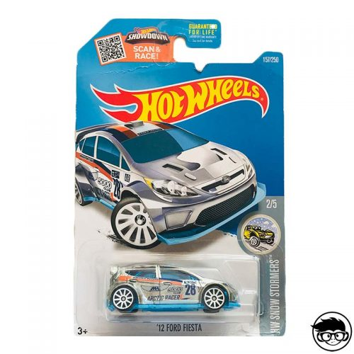 Hot Wheels '12 Ford Fiesta