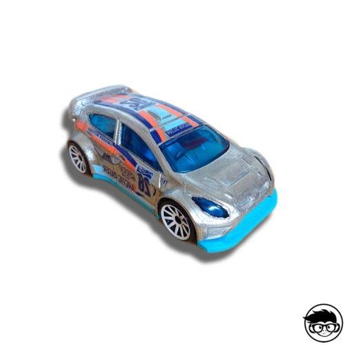 Hot Wheels '12 Ford Fiesta loose