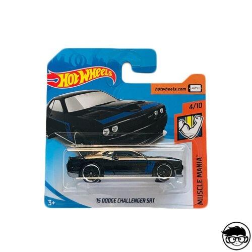Hot Wheels '15 Dodge Challenger SRT