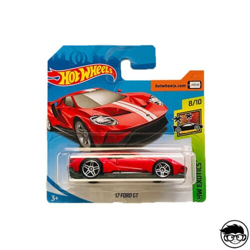 Hot Wheels '17 Ford GT HW Exotics