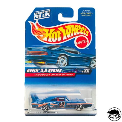 Hot Wheels 1970 Dodge Charger Daytona