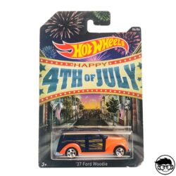Hot Wheels '37 Ford Woodie