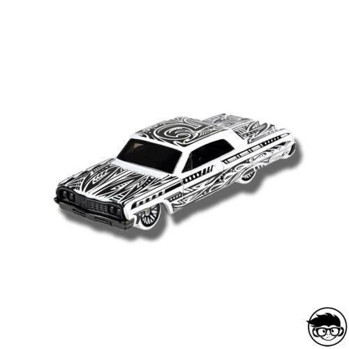 Hot Wheels '64 Impala loose