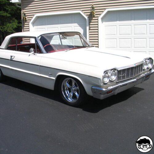 Hot Wheels '64 Impala real